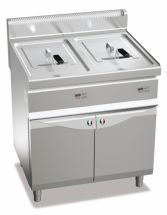 Commercial Gas Fryer CHGXL18+18MI-E