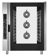 Commercial Electric Convection Oven For Restaurants 10 2/1 GN Trays (65x53) Direct Steam - Digital