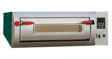 Commercial Electric Single Pizza Oven 4 x 34cm-Diameter Pizzas - Digital