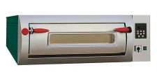Commercial Electric Single Pizza Oven 6 x 34cm-Diameter Pizzas - Digital