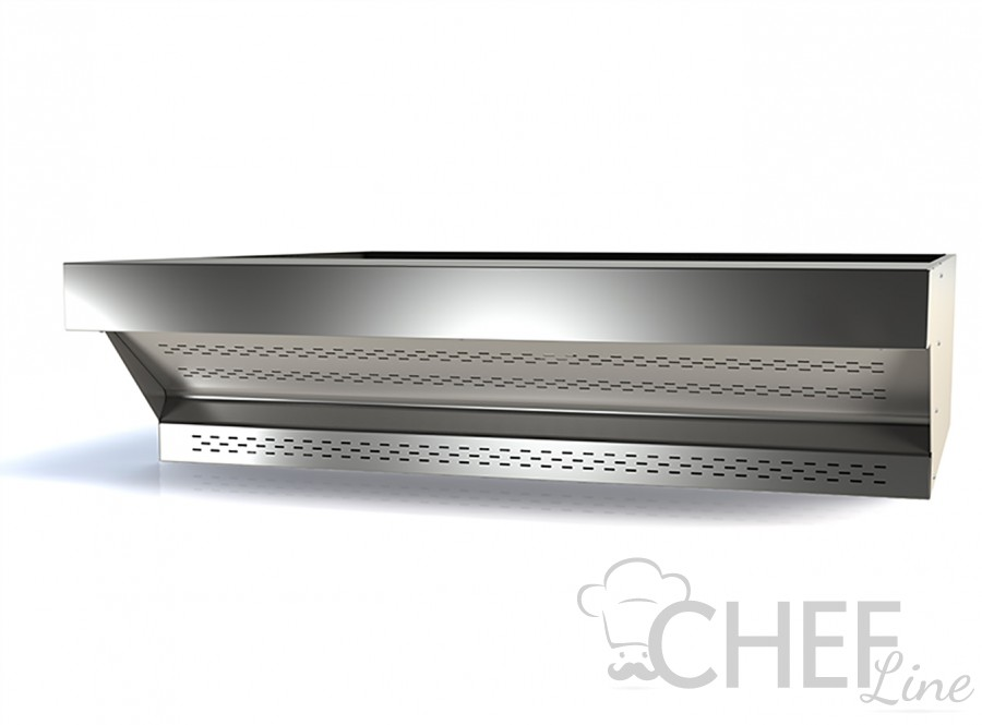 Extractor Hood for Pizza Gas Oven with Motor