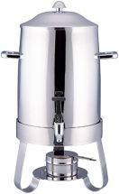 Hot Coffee Dispenser With Alcohol Burner 9 Litres