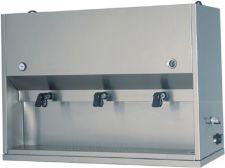 Hot Beverage Countertop Dispenser For Breakfast 3 Taps