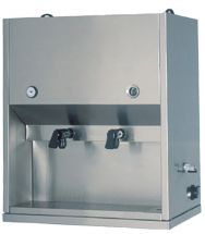 Hot Beverage Countertop Dispenser For Breakfast 2 Taps