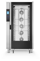 Commercial Electric Convection Bakery Oven 16 Trays 60x40 cm Direct Steam -Touch Control
