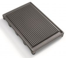 Radiant Ribbed Plate cm 37 x 57 - Chefook