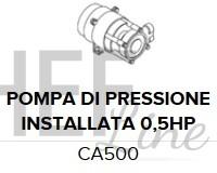 Pressure Pump Installed By Chefook