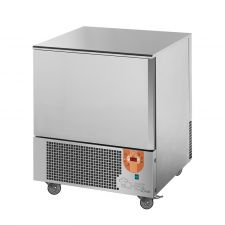 Cellule de refroidissement professionnelle 5 plaques Classique Chefook + ROUES