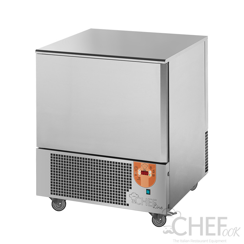 Image 5 Tray Classic Blast Chiller/Freezer + Wheels