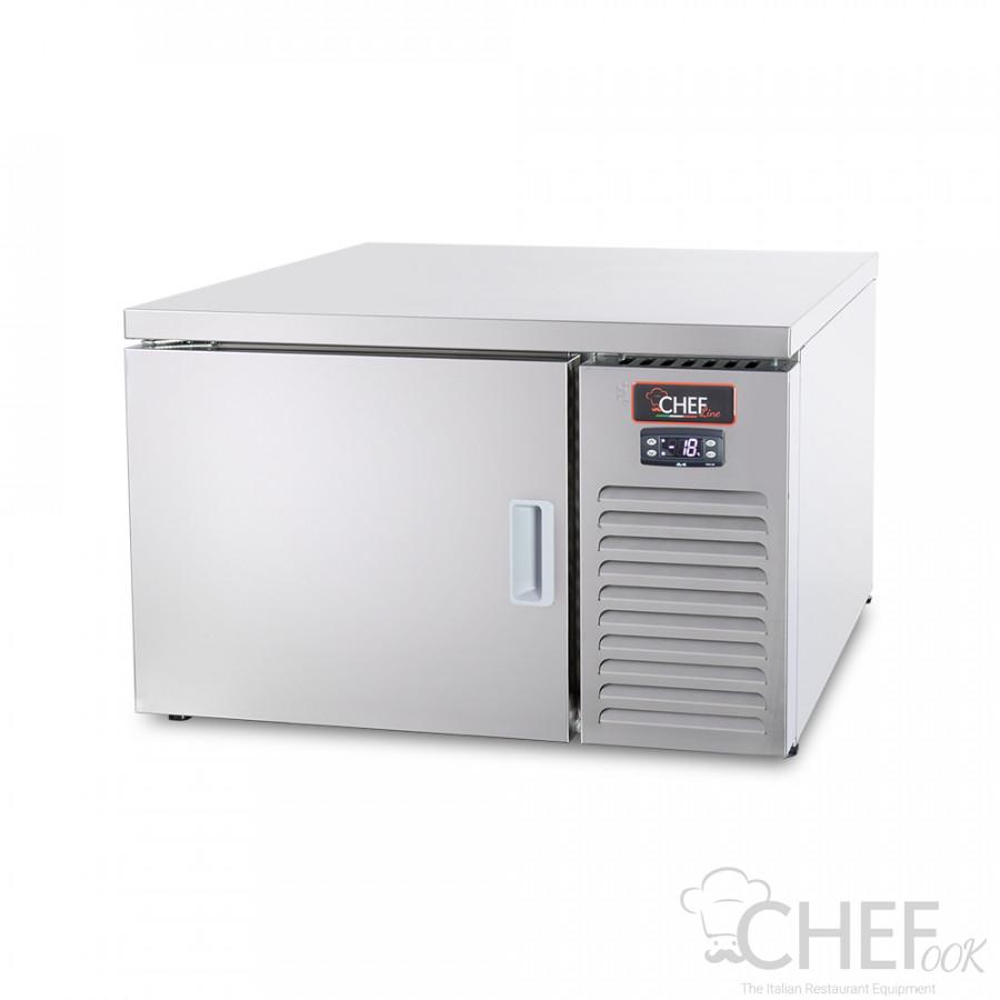 Cellule de refroidissement rapide professionnelle et pour particulier Chefook