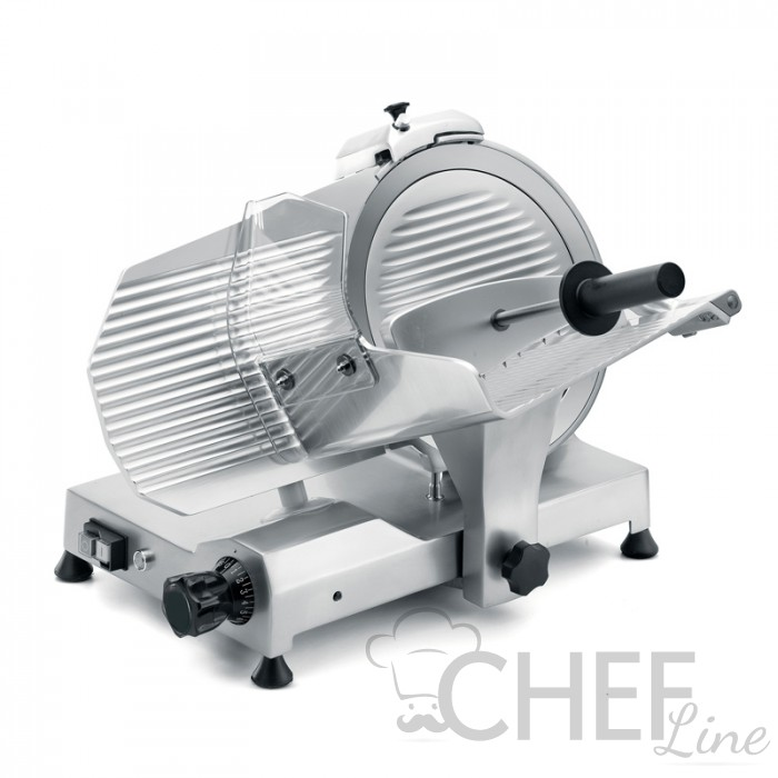 Gravity Slicer Machine Compact Slanted Blade 300 mm