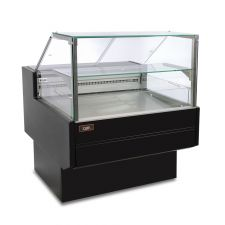 Serve Over Counter With Flat Glass 'Las Vegas' -5°C/+5°C FULL OPTIONAL