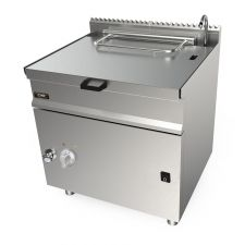 CHEFOOK Electric Bratt Pan With Automatic Tilting 80 Lt/17,6 UKGal, 90 cm/35,4 in depth