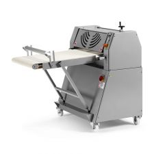 Dough Calibration Machine For Dough Thickness With Conveyor Belt Depth 60 cm CHEFOOK