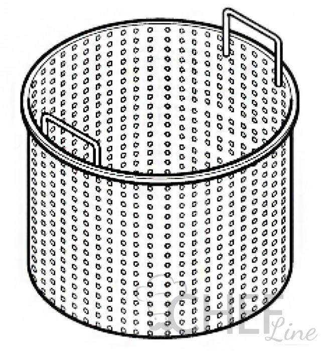 Cesto 1/1 per pentole 100 litri Chefline