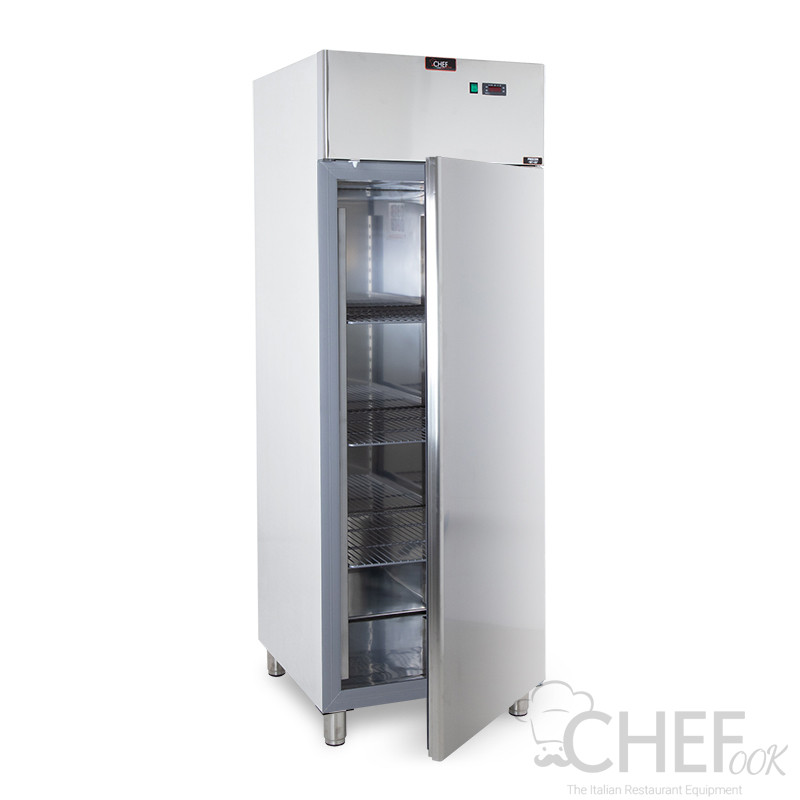 Commercial Upright Fridge Positive 700 0°C/+10°C