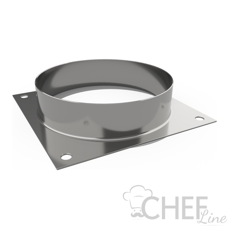 Collar For Extractor Hood