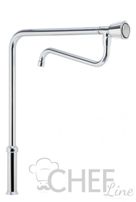 Adjustable Wok Range Faucet