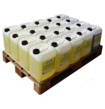 Chefook 17 Detergent Canisters and 3 Professional Dishwasher Rinse Aid Canisters
