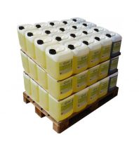 Chefook 53 Detergent Canisters and 7 Professional Dishwasher Rinse Aid Canisters