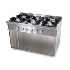 Großküchen-Gasherd 20GX7F6M