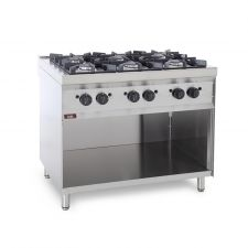 Commercial Gas Range CH76B
