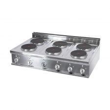Cuisinières Électriques Professionnelles 20EX7P6B