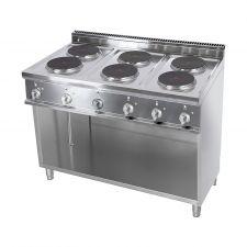 Cuisinières Électriques Professionnelles 20EX7P6M