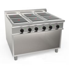 Industrial Electric Range CHEX9PQ6M
