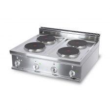 Cuisinières Électriques Professionnelles 20EX7P4B