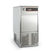 Ice Maker Hollow Ice Cube - 20 kg Capacity CHGC2005W