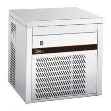 Gastro Flockeneismaschine/Eiscrusher CHGGN300A + CHCG000