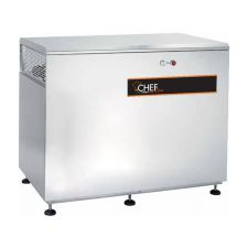 Commercial Ice Machine for Bars 30 kg Capacity - Bistrot Ice Cube CHGP175A + CHCG000