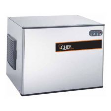 Machine à Glaçons Cubes HGQ150A + CHCG000 150Kg