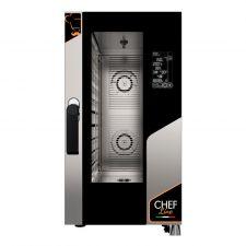 Four Électrique Professionnel Pour Restaurant Numérique 10 Plaques Compact CHF1011DGT-COMPACT