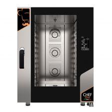 Four Électrique Professionnel Pour Restaurant Numérique 10 Plaques CHF1021DGT
