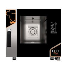 Commercial Digital Electric Oven For Restaurant 5 1/1 Gn