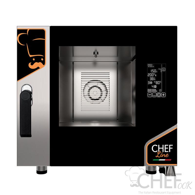Commercial Digital Electric Oven For Restaurant 5 1/1 Gn