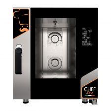 Four Électrique Professionnel Pour Restaurant Numérique 7 Plaques CHF711DGT