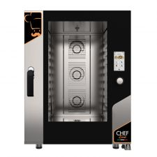 Touch Screen Electric Convection Oven For Restaurant CHF1021TOP