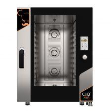 Four Électrique Professionnel Pour Restaurant Contrôle Tactile 10 Plaques CHF1021TOP