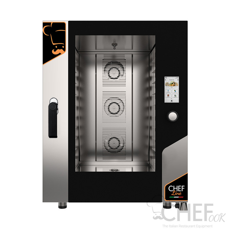 Touch Screen Electric Pastry Combi Oven CHF1064TOP