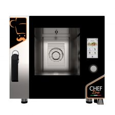 Commercial Electric Oven For Restaurant Touch Control 5 1/1 Gn