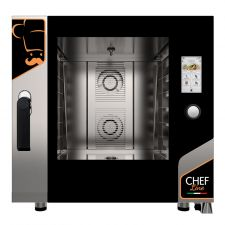 Touch Screen Electric Convection Oven For Restaurant CHF621TOP