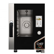 Touch Screen Electric Convection Oven For Restaurant CHF623TOP-COMPACT