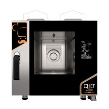Commercial Digital Gas Oven For Restaurant 5 1/1 Gn