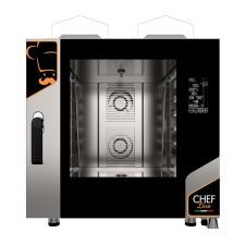 Commercial Digital Gas Pastry Combi Oven CHF664DGT-GAS