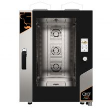 Touch Screen Gas Convection Oven For Restaurant CHF1021TOP-GAS