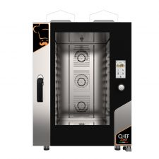 Touch Screen Electric Pastry Combi Oven CHF1064TOP-GAS