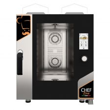 Touch Screen Gas Convection Oven For Restaurant CHF1111TOP-GAS